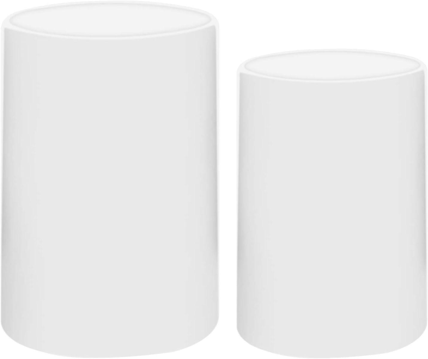 2 moldes de silicona para resina (cilindos, ver medidas)