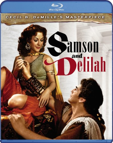 Blu-ray : Samson and Delilah (Full Frame, Sensormatic)