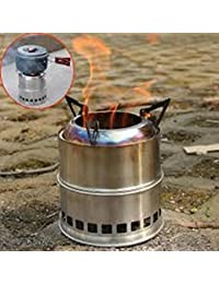 Acquisition Barbecue Supplies Stainless Steel Outdoor BBQ Cooking Stove Burner Camping Picnic Hiking Cooking Burning Stove compare