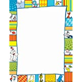 Eureka Back to School Dr. Seuss 'If I Ran The Circus' Pennant Banner Classroom Decoration, Measures 10 ft long, 10 pc