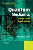 img - for Quantum Mechanics: Concepts and Applications book / textbook / text book