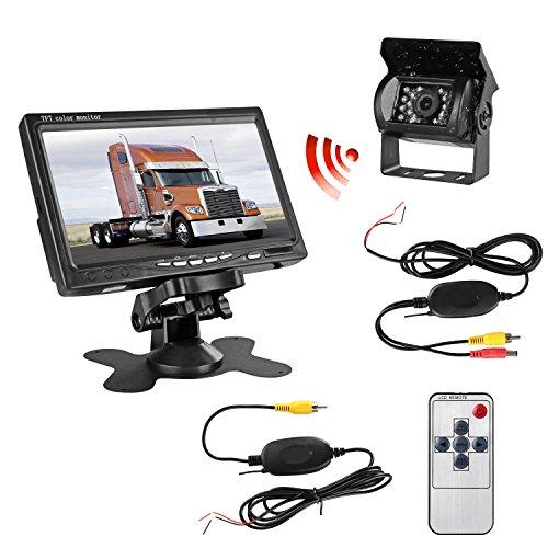ZSMJ Wireless Waterproof Assistance Trailers product image