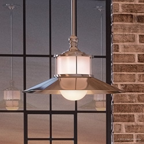Luxury Nautical Indoor Hanging Pendant Light, Medium Size: 9