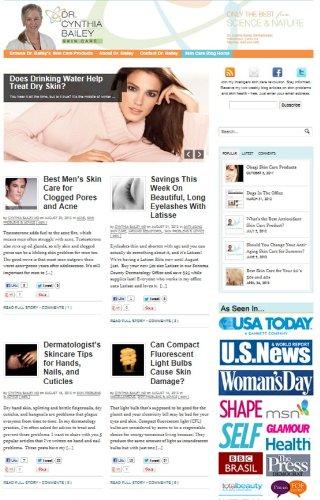Skin Care Blog - 1