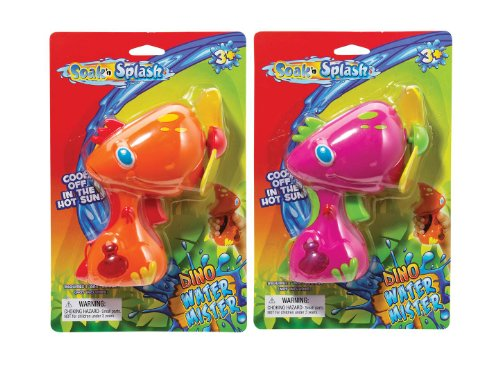 Little Kids Soak 'n Splash Dino Mister Water Toy