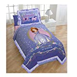 Princess Sofia Exclusive Designed Comfortable Girls Bedding Twin - Best Reviews Guide
