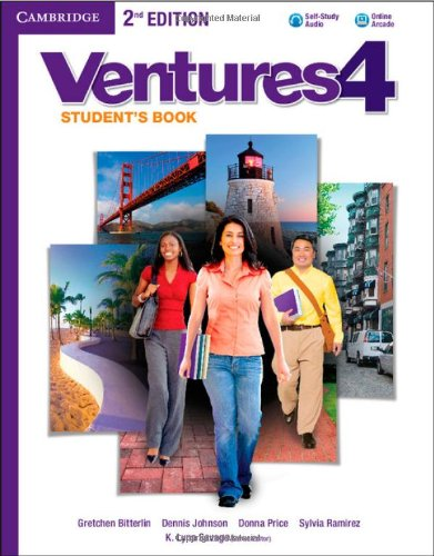 Ventures Level 4 Student's Book with Audio CD by Brand: Cambridge University Press