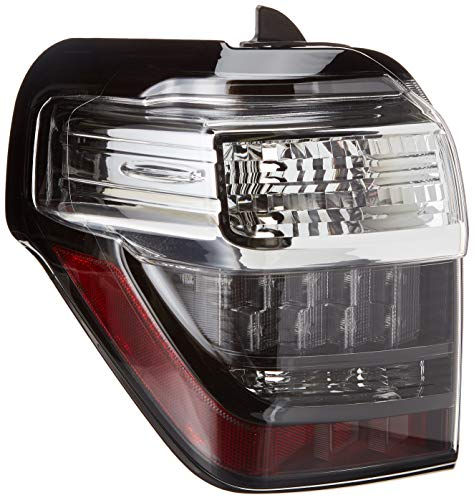 TYC 11-6658-01-9 Toyota 4Runner Left Replacement Tail Lamp