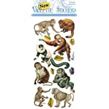 Violette Stickers Monkeys & Apes