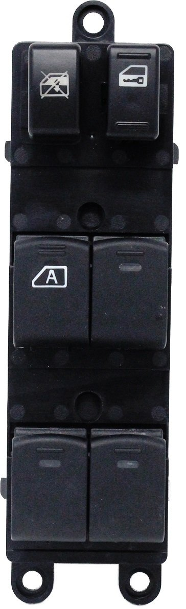 Front Left Driver Side Power Window Master Switch for 2005 2006 Nissan Xterra Frontier Compatible with 25401-EA003 ENA