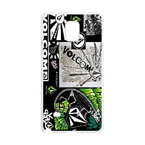 Samsung Galaxy Note 4 Phone Case for VOLCOM pattern design GQ06VLM23472
