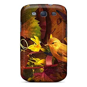 Cute High Quality Galaxy S3 Spring Of Autumn Case