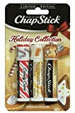 ChapStick Limited Edition Holiday Collection, 3 Sticks