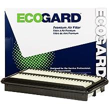 ECOGARD XA10486 Premium Engine Air Filter Fits Honda Pilot / Acura MDX / Honda Ridgeline, Odyssey