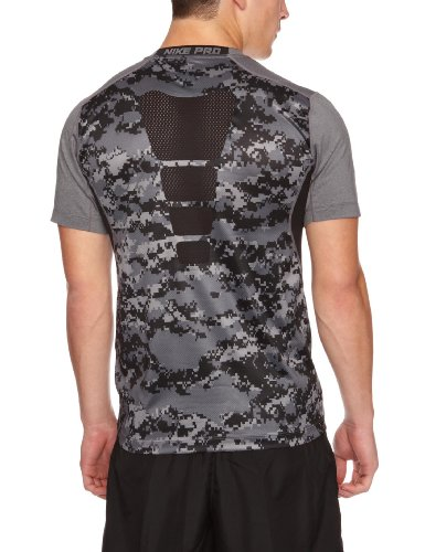 Nike Essential - Pantalones de deporte para hombre, tamaño S, color gris