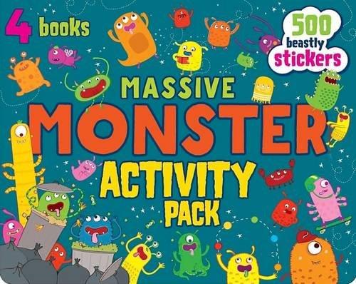 Read Online Massive Monster Activity Pack pdf