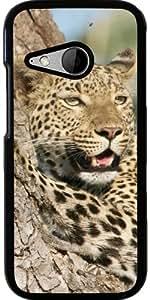 Funda para Htc One Mini 2 - Leopardo by WonderfulDreamPicture