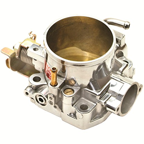 Professional Products 69604 68mm Polished Throttle Body by Professional Products