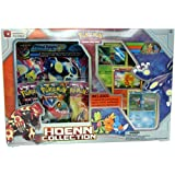 Pokemon Hoenn Collection Box w/Jumbo Mega Primal Kyogre EX + 3 Packs, Code Card, and Pin! by Pokemon X&Y Collectible Trading Card Game