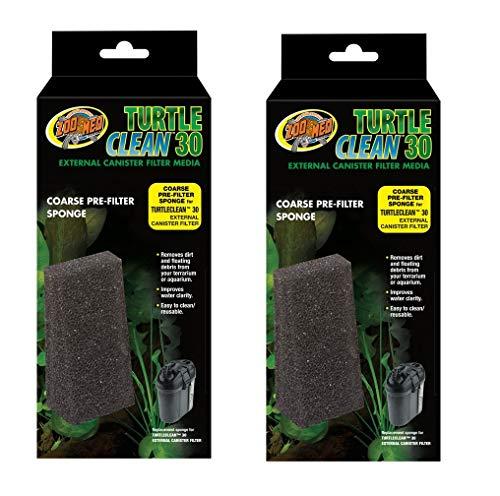 (Turtle Clean 30 Coarse Pre-Filter Sponge (Pack of)