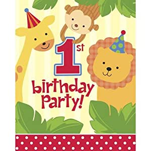 Ultimate party supply pack first birthday for 1st birthday decoration packs