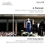 A Portrait: Works by Ravel, Tchaikovsky, Dvořák, Weber & Barber