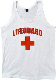 f756fbc48d627 Amazon.com  Lifeguard T-shirts Tee YMCA Pool Staff 2X-Large Red ...