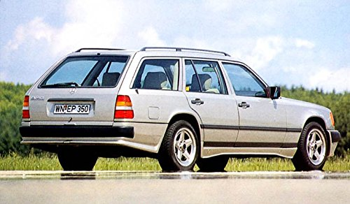 - 1987 Mercedes Benz AMG 300TE W124 Wagon Factory Photo