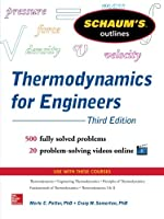 Schaums Outline of Thermodynamics for Engineers, 3rd Edition (Schaum's Outlines)