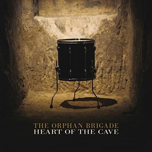 Orphan Brigade - At The Helm Records (CD)