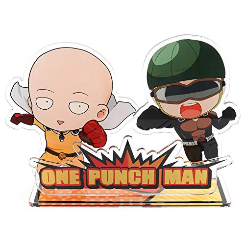 Bowinr One Punch Man Standing Figure, Japanese