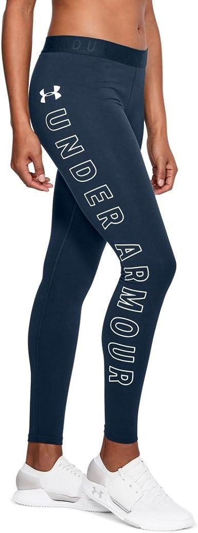 Donna Under Armour Pantaloni Favorite Grph Legging Logo