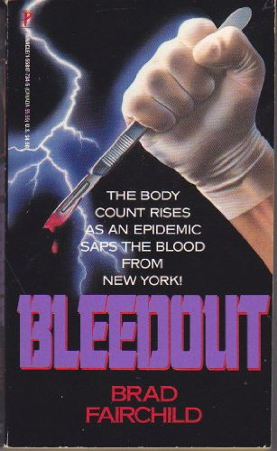 book cover of Bleedout