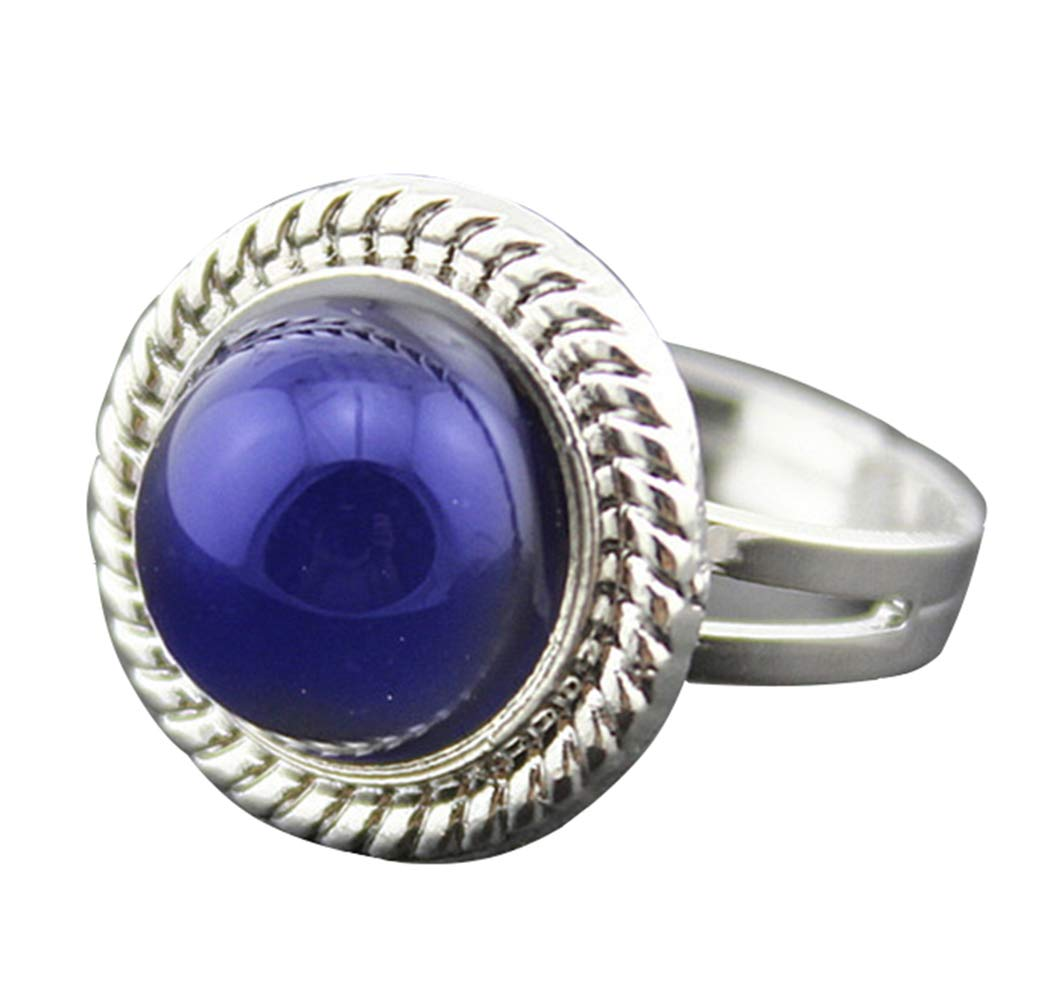 Amazon com: Alepoll Retro Eyes Shape Mood Change Color Ring