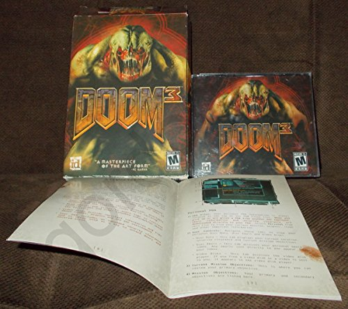 Price comparison product image Doom 3