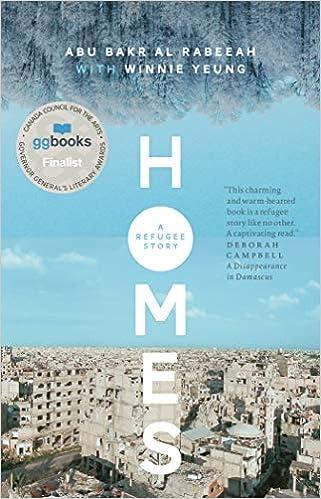 Homes: A Refugee Story by Abu Bakr al Rabeeah