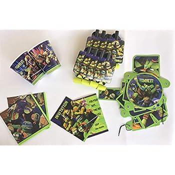 Amazon.com: Teenage Mutant Ninja Turtles suministros de ...
