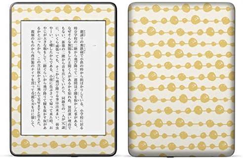 igsticker kindle paperwhite 第4世代 専用スキンシール キンドル ペーパーホワイト タブレット 電子書籍 裏表2枚セット カバー 保護 フィルム ステッカー 050255