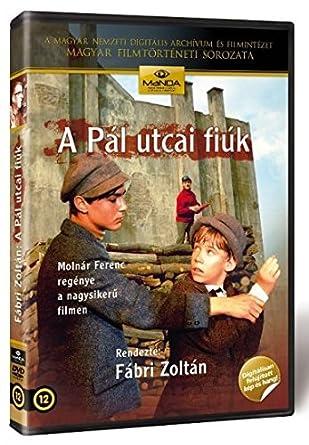 A Pl Utcai Fik The Boys Of Paul Street