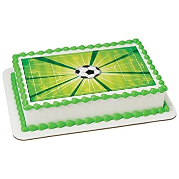 recipe: soccer field cake [31]