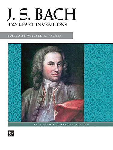 J. S. Bach Two-part Inventions (Alfred Masterwork Edition)