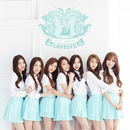 LOVELYZ [HI~] 1st Repackage Album CD+Photobook+Photocard Set+Tracking Number K-POP SEALE