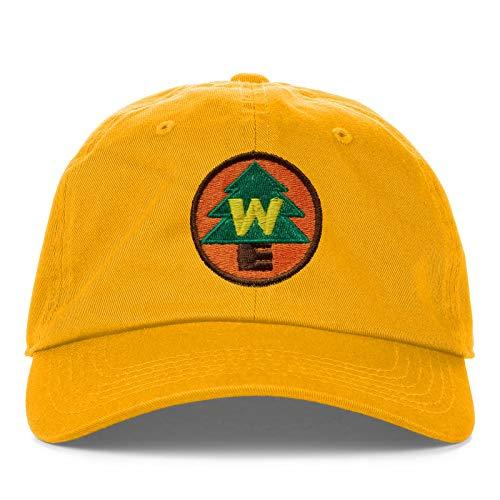 Custom Disney Pixar Movie Up The Wilderness Explorer Boy Scott Hat (Russell) -