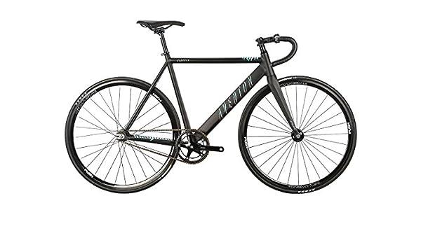 Aventon - Bicicleta de Disparo Fijo Córdoba 2018, Color Negro ...