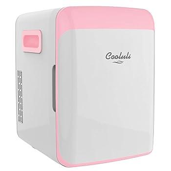 Cooluli Classic Pink Mini Fridge