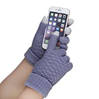 JET-BOND(TM) Knit Touch Screen Glove for Women