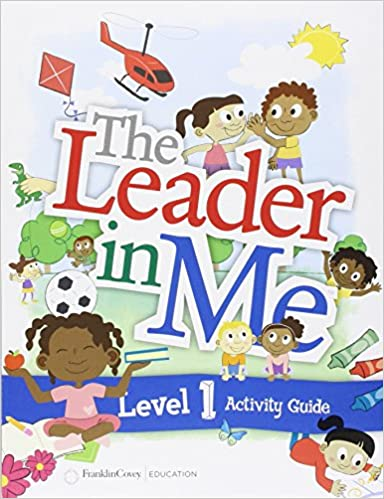 Book The Leader In Me Activity Guide Level 1