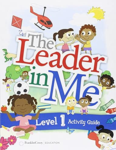the leader in me activity guide level 1 franklincovey rh amazon com leader in me activity guide pdf Guide Me God
