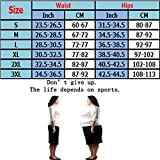 SLTY Quick Weight Loss Legging Pants Thermo Neoprene Sweat Sauna Suit Workout Trainning Pants