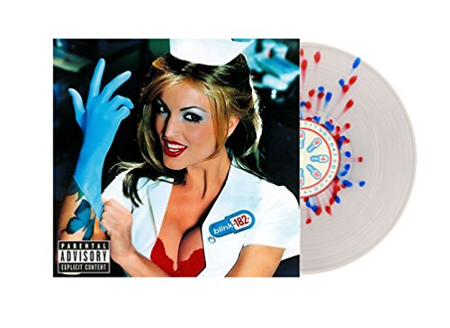Price comparison product image Enema of the State (Limited Edition Clear with Blue and Red Splatter Vinyl)